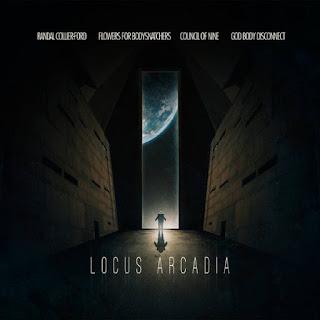 Locus Arcadia Album Art
