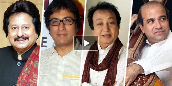 Listen to Ghazal Songs on Raaga.com