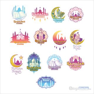 Marhaban Ya Ramadhan Logo vector (.cdr)