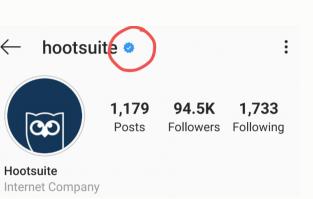 Cara Mendapatkan Terverifikasi/Centang Biru di Instagram 2