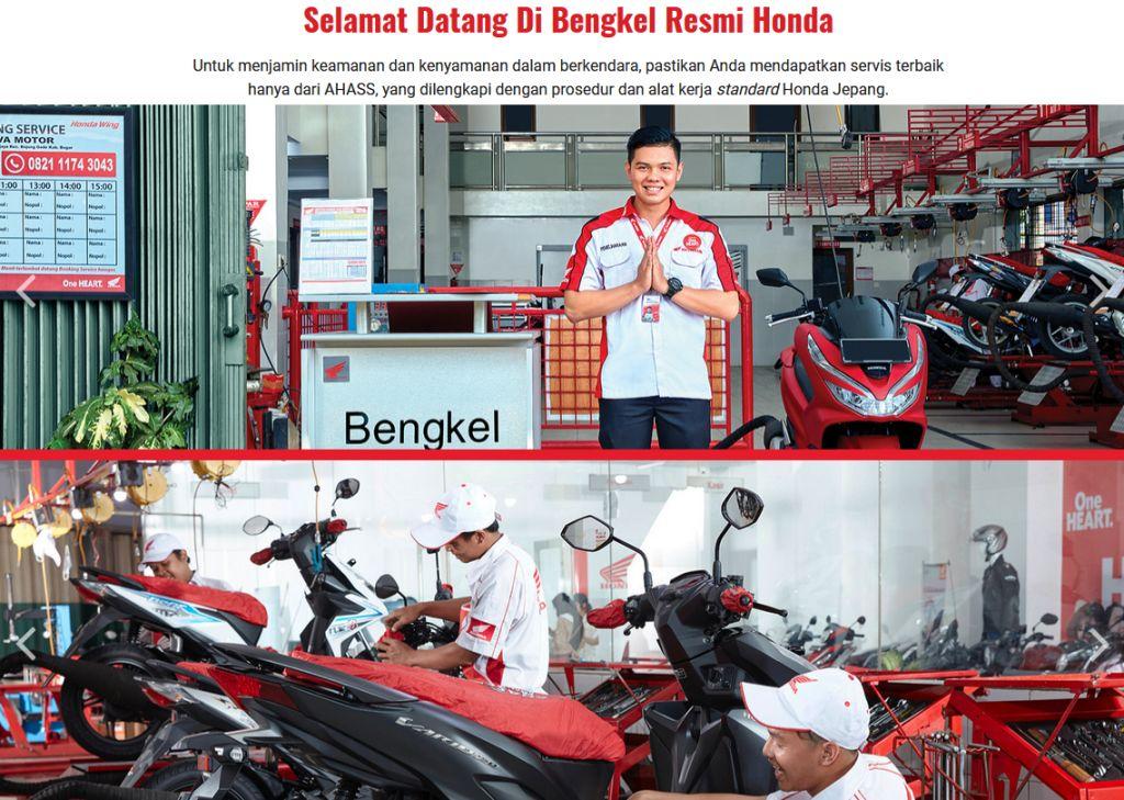 Daftar Bengkel Resmi Motor Honda Jakarta Timur (AHASS)