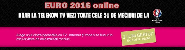 euro 2016 unde vad online gratis meciurile