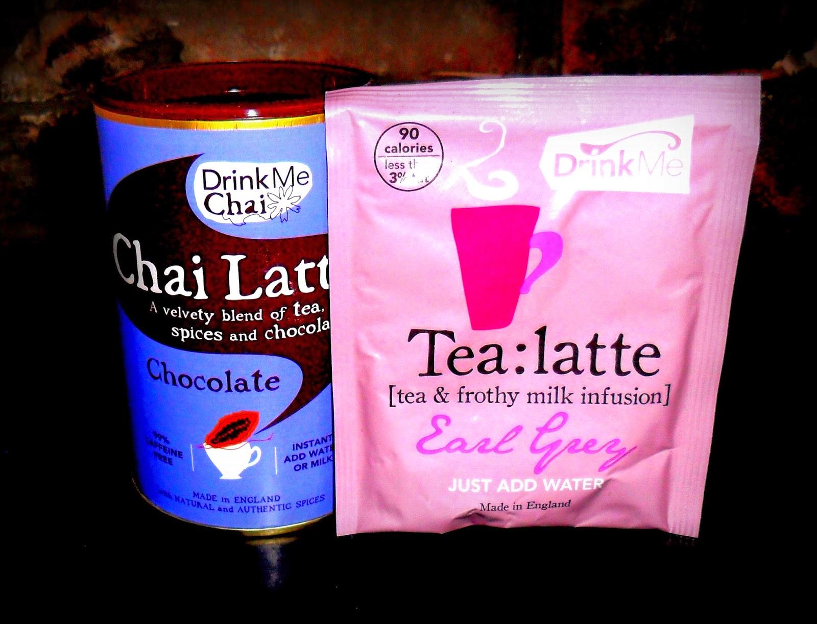 Drink Me Chai, Hot Chocolate, Premium Hot Drinks, Tra