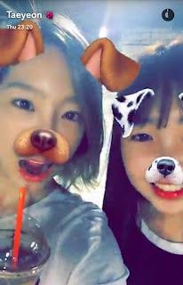 snsd taeyeon sister