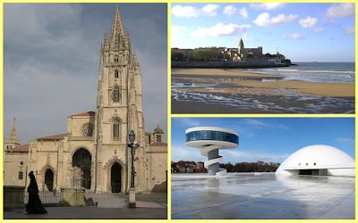 Ciudades Asturias