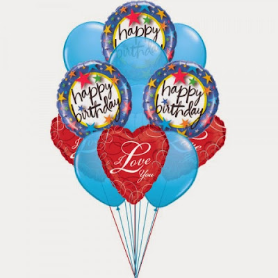 Birthday Balloons Delivery