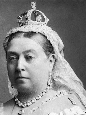H  βασίλισσα Βικτώρια