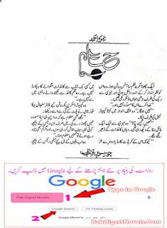 Haalim Novel Episode 24 by Nimra Ahmed Pdf Free Download