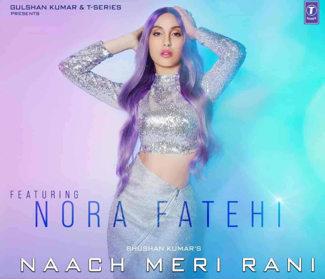Naach Meri Rani punjabi song lyrics, Sung by Guru Randhawa.