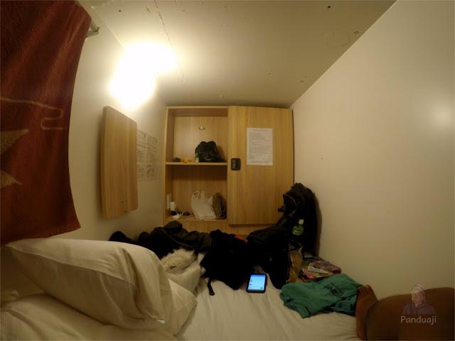 Kamar Dorm di Enaka Asakusa Central Hostel