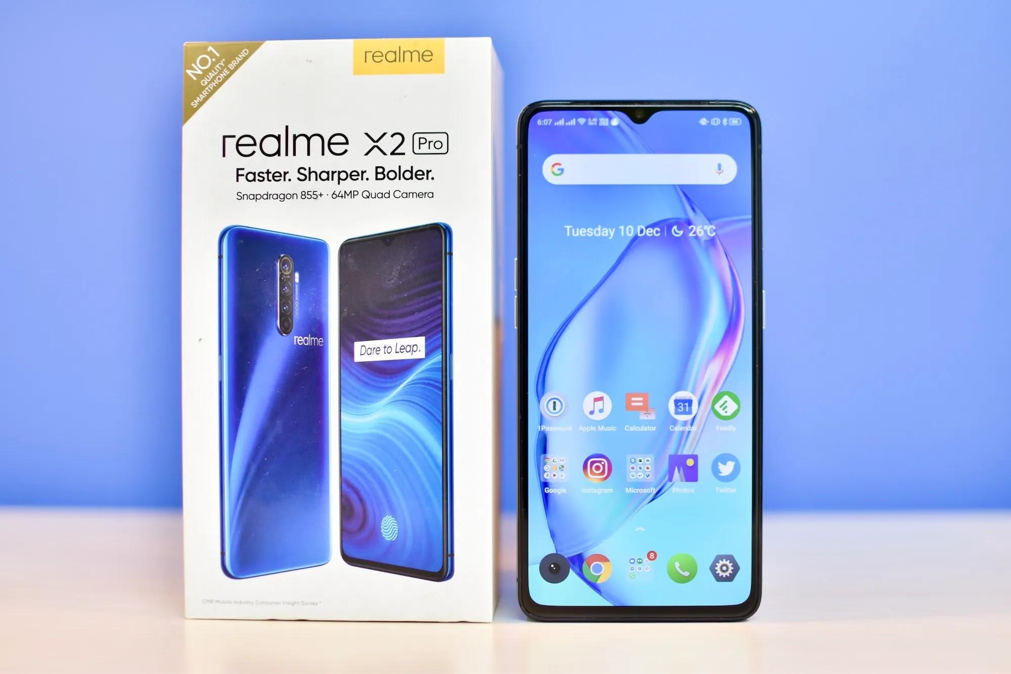 Harga Realme X2 PRO Di Tahun 2021 Terbaru