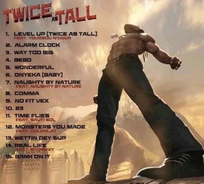 [Album] Burna Boy - Twice as Tall Zip download