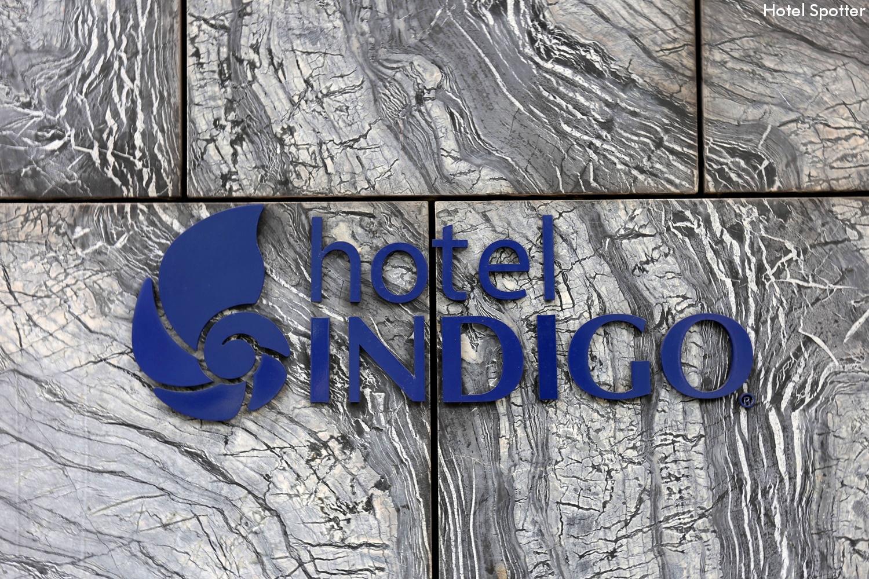 Hotel Indigo Bangkok Wireless Road - logo