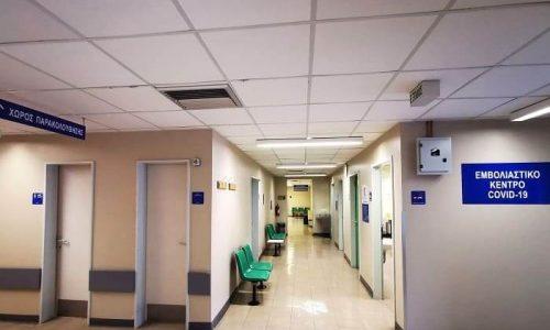 Το άνοιγμα της πλατφόρμας για τον εμβολιασμό ατόμων με υποκείμενα νοσήματα πολύ υψηλού κινδύνου ανακοίνωσε ο γενικός γραμματέας Πρωτοβάθμιας Φροντίδας Υγείας, Μάριος Θεμιστοκλέους.