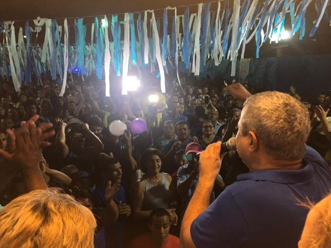 Candidatura de Júlio César do PSD é homologada em Ceará-Mirim