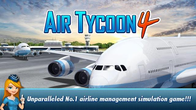 AirTycoon 4 Hileli APK Alışveriş Hileli