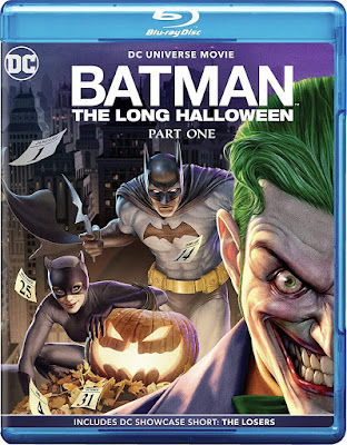 Batman: O Longo Dia das Bruxas – Parte 1 Dual Áudio 2021 – BluRay 1080p   720p