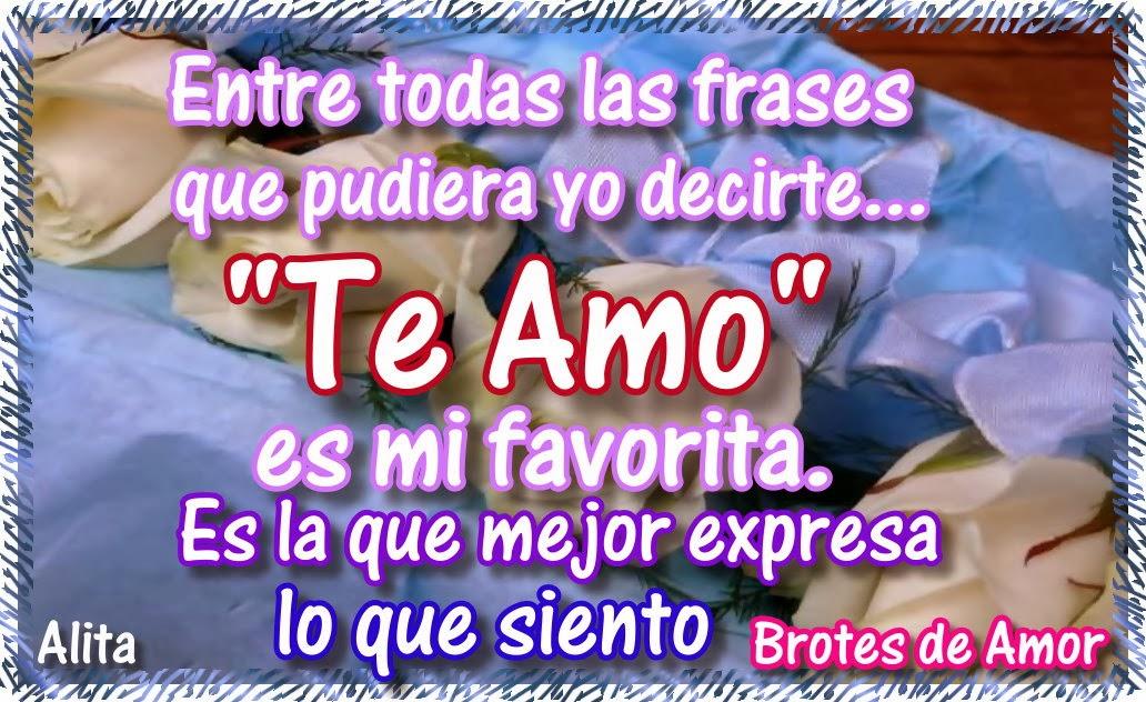 Frases De Todas: Brotes De Amor: Entre Todas Las Frases