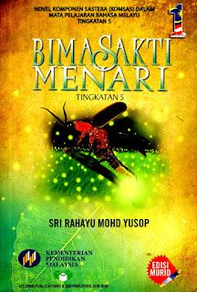 Novel Bima Sakti Menari - Komsas Tingkatan 5