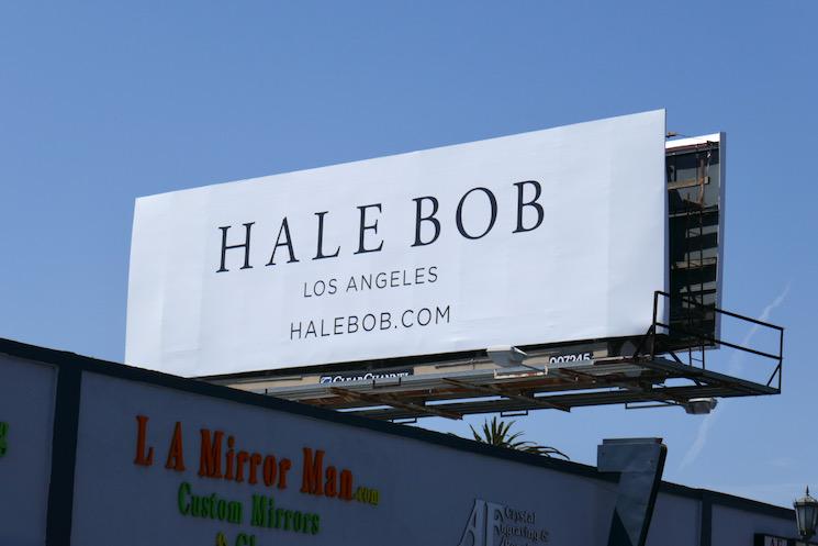 Hale Bob Los Angeles 2021 billboard