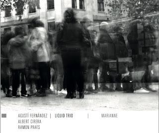"Liquid Trio ""Marianne"" / stereojazz"