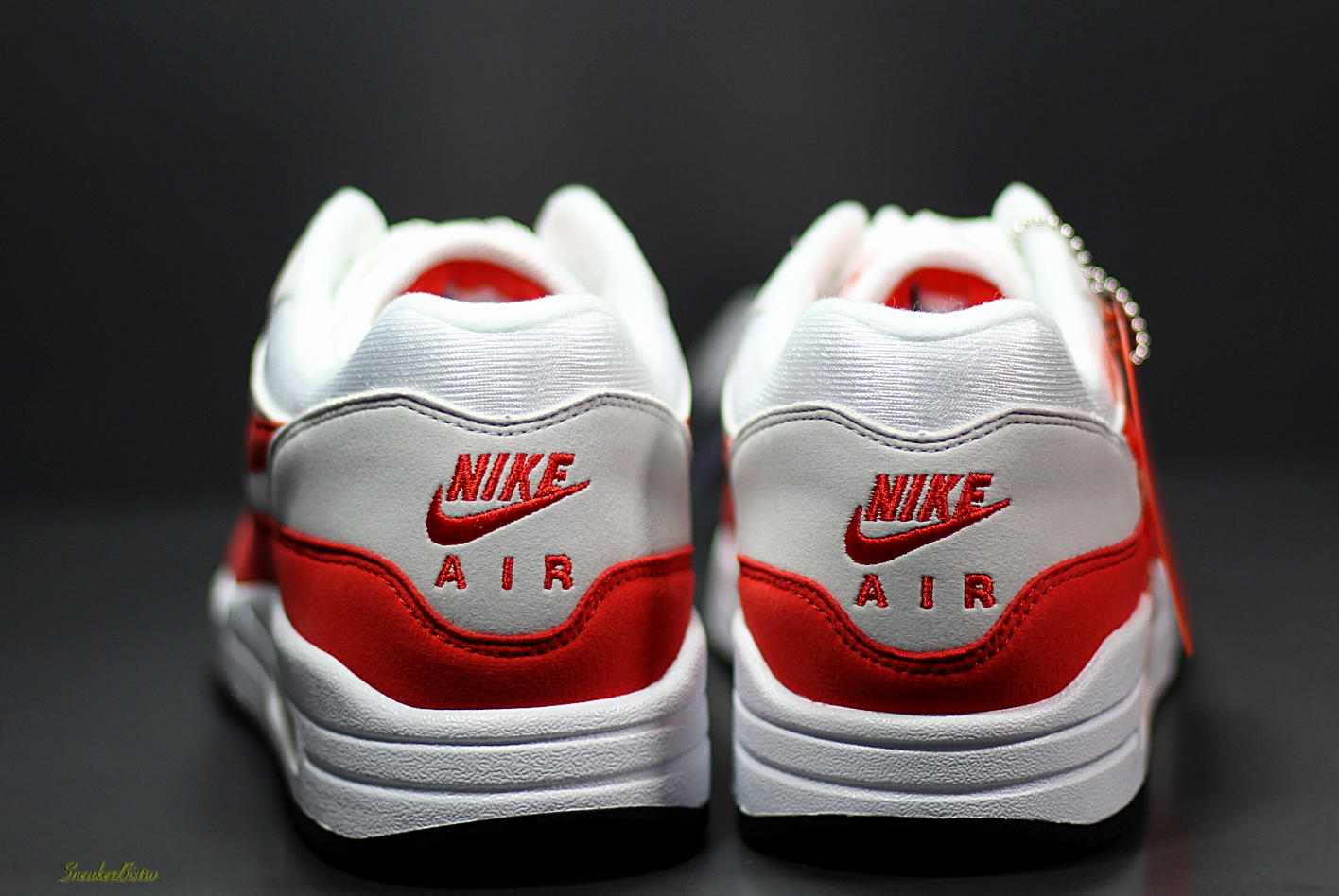 best website b06d0 1200e Nike Air Max 1 OG 30th Anniversary University Red