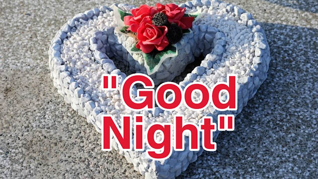 GOOD NIGHT Flowers Gif IMAGES