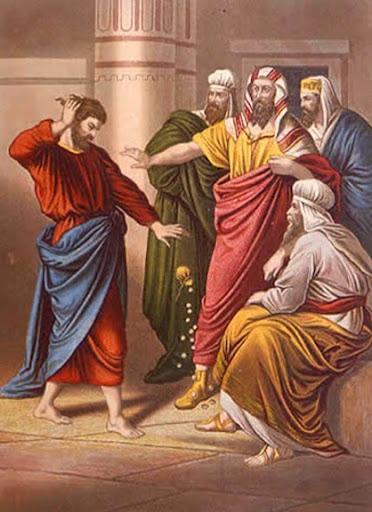 Câu chuyện của Giuđa Iscariot