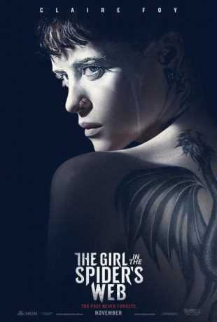 The Girl in the Spiders Web 2018 Full Hindi Movie Download Dual Audio Hd