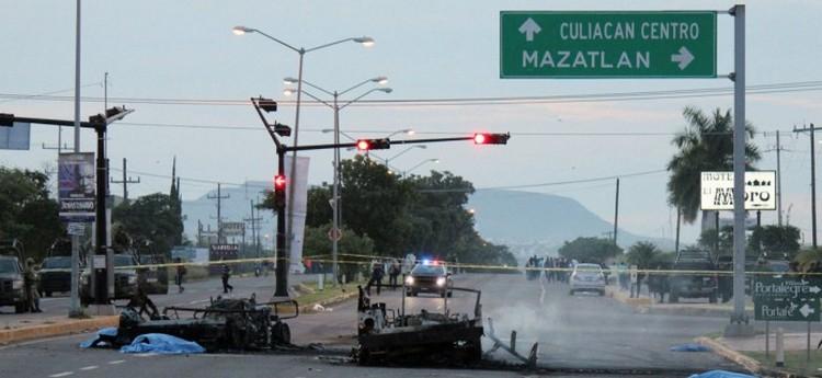 Detienen coordinador de emboscada a militares en Sinaloa