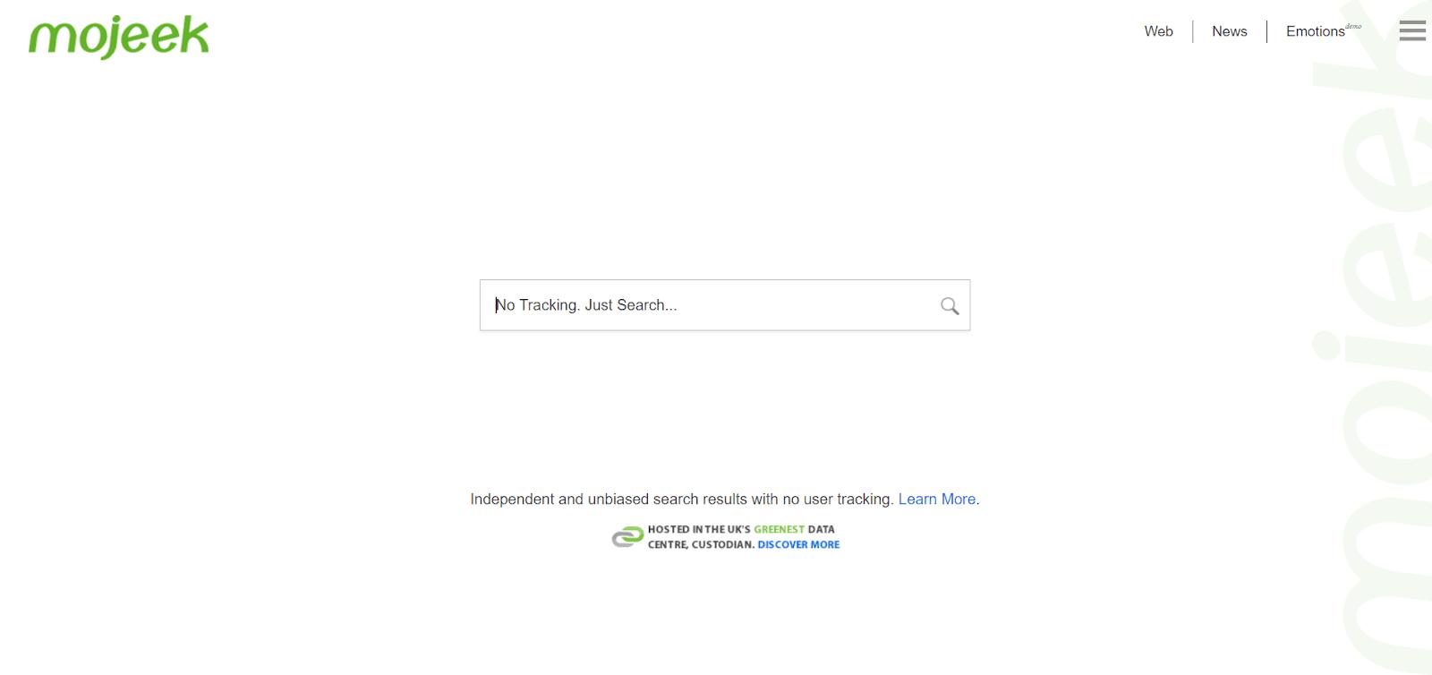 Google Alternative