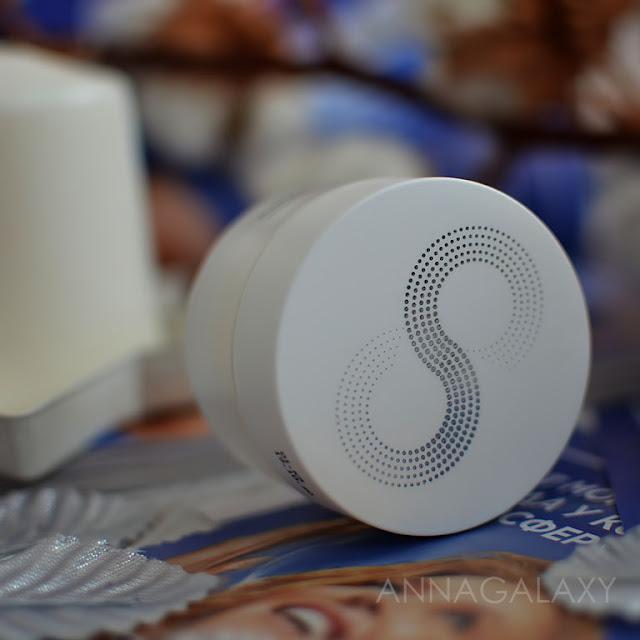 Кислородный питательный крем для лица Faberlic Global Oxigen представлен в симпатичной упаковке