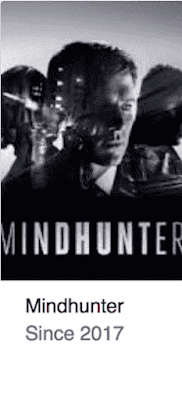Best TV Series Mind Hunter