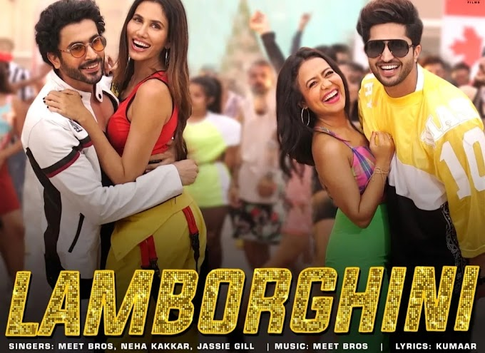 Lamborghini Lyrics|Video Song|Singer