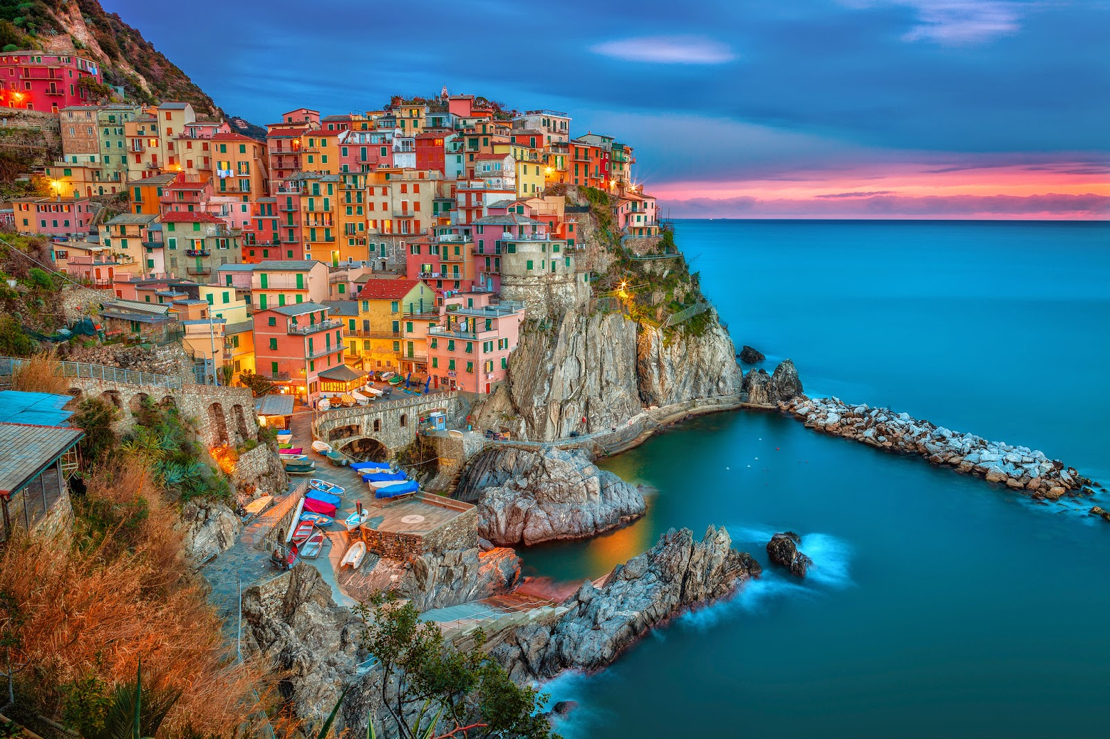 Top 5 places to go on vacation in September