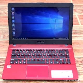 Jual Laptop ASUS X441B AMD A6 Bekas Banyuwangi