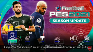 Download PES 2021 PPSSPP Android Base Chelito V2 & TM Arts Update New Face HD & Full Transfer