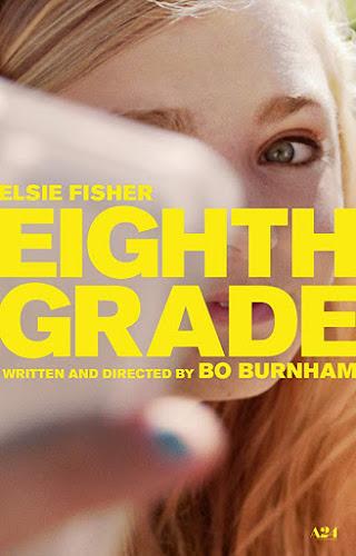 Eighth Grade (BRRip 720p Dual Latino / Ingles) (2018)