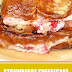 Strawberry Cheesecake Stuffed French Toast #cheesecake #frenchtoast