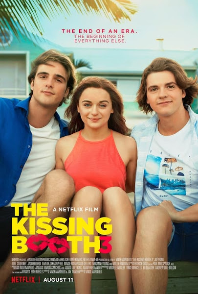 The Kissing Booth 3 Hindi Dubbed 2021 Full Movie Dual Audio 720p