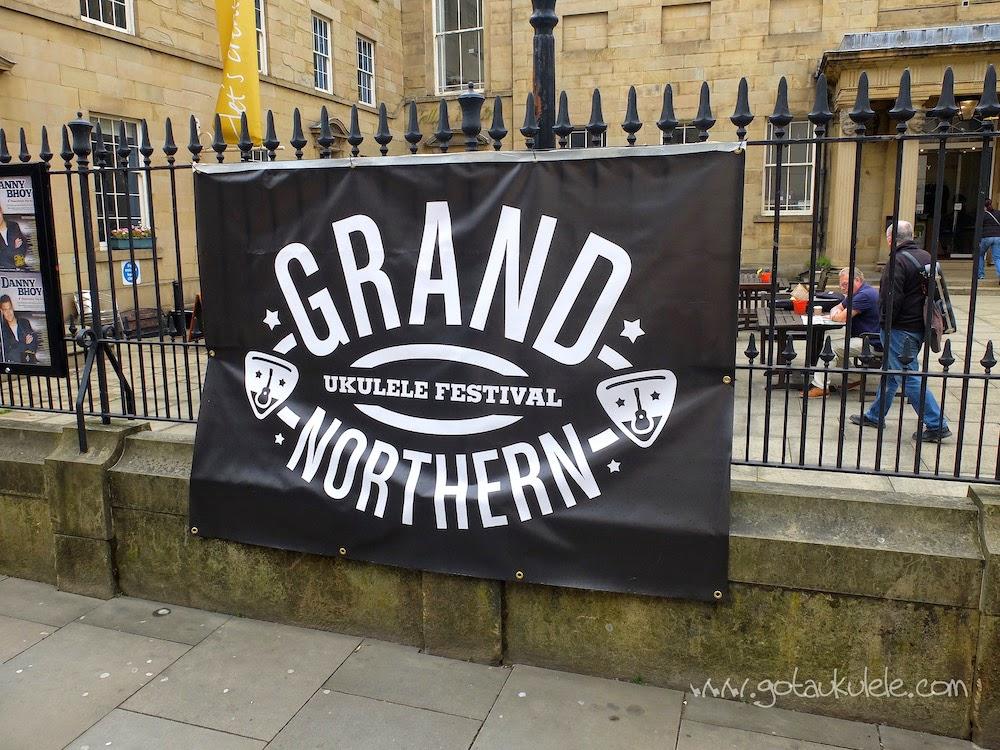 Grand Northern Ukulele Festival 2015 Got A Ukulele Diary