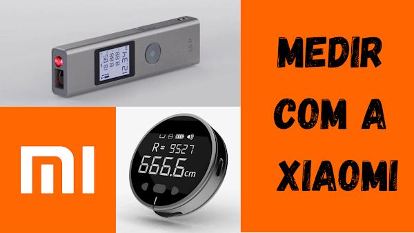 Duas ferramentas de medição da Xiaomi que podem ser muito úteis