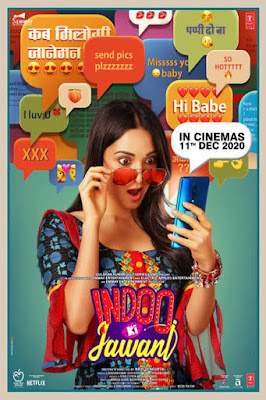 Indoo Ki Jawani 2020 Hindi 720p  full movie download