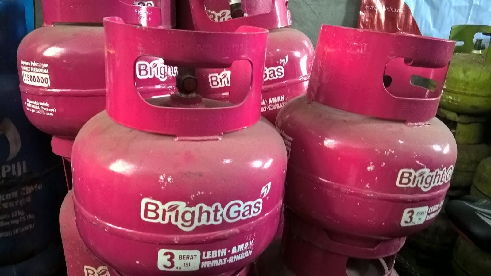 Bright Gas 3 Kg