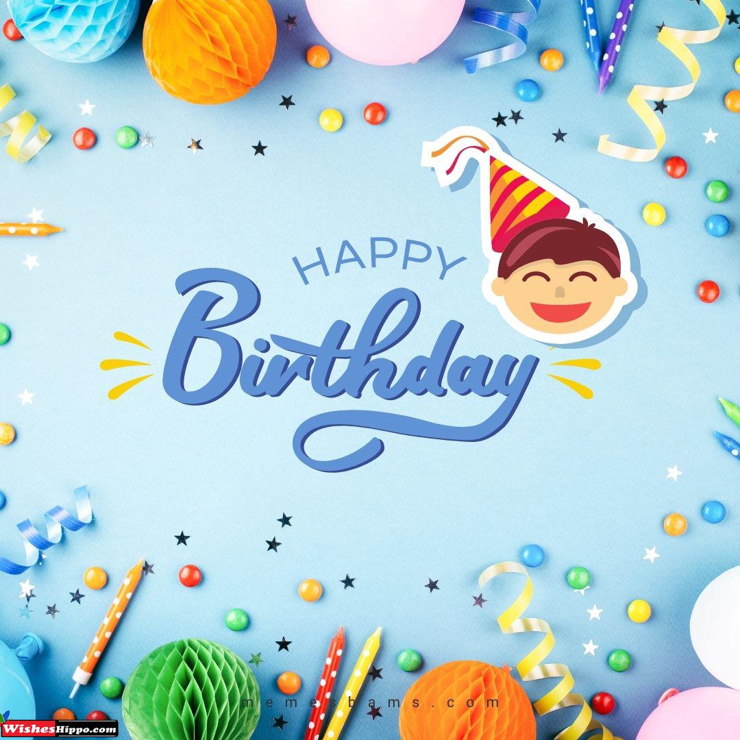 Best Happy Birthday Wishes for Boy Best Friend