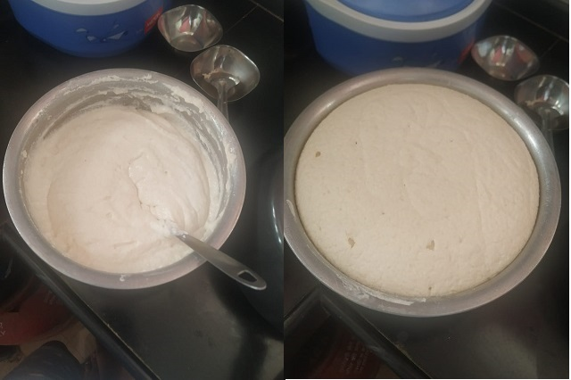 Rice Idli Batter / इडलीचे पिठ