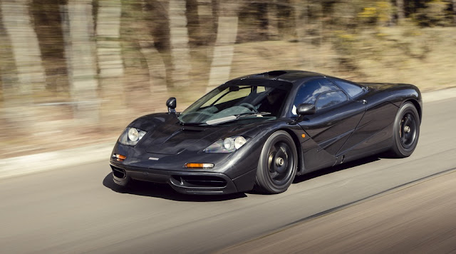 OMG! The 11 FASTEST CARS Ever! - 8 - MCLAREN F1