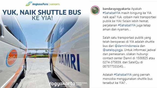 Damri Bandara Kulonprogo: Rute, Jadwal & Harga Tiket