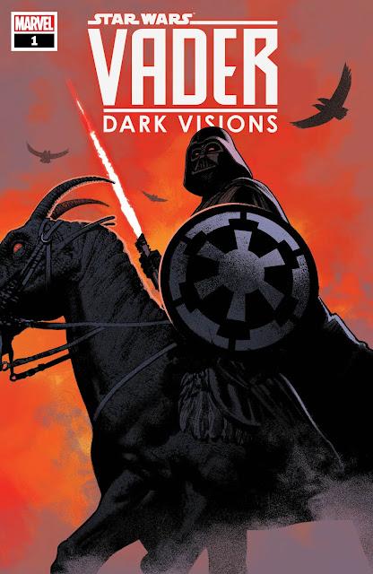 STAR WARS: VADER – DARK VISIONS