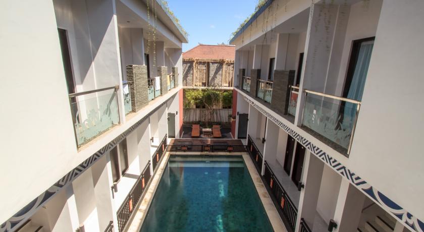 RaBaSTa Mahayana Kuta Hotel